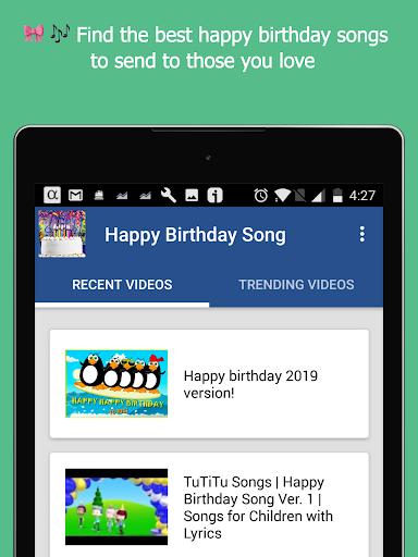 ud83cudf89 Happy Birthday Songs ud83cudfb6 android2mod screenshots 13