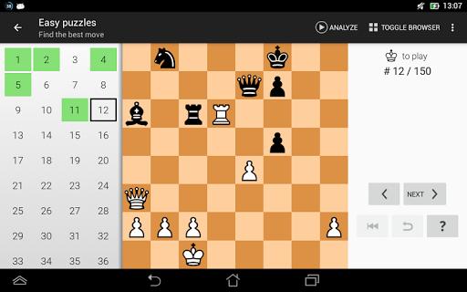 Chess Tactics Pro (Puzzles)  screenshots 9