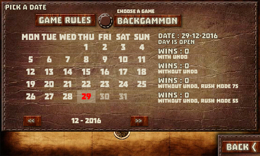 Backgammon Pack : 18 Games android2mod screenshots 6