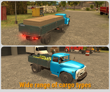Russian Car Driver ZIL 130 Premium Screenshot