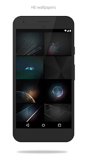 Glass Pack - Transparent Theme (Free Version)