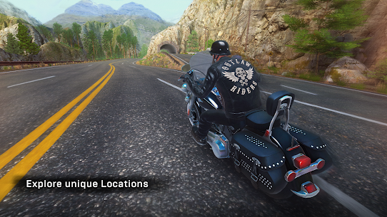 Outlaw Riders: War of Bikers APK v0.3.4 4