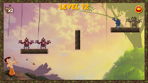 Chhota Bheem Shoot the Leyaks Game 1.5.0 screenshots 6
