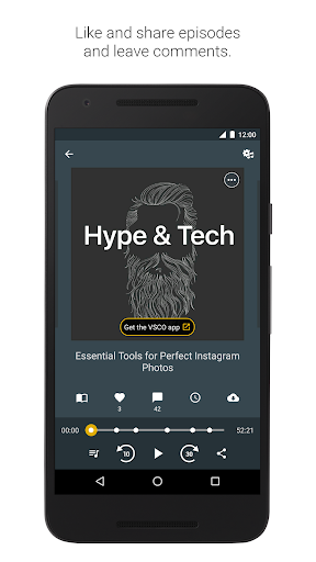 Spreaker Podcast Player - Free Podcasts App 4.15.4 Screenshots 4