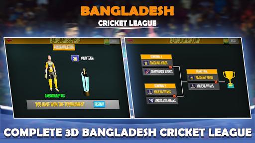 Bangladesh Cricket League apkpoly screenshots 23