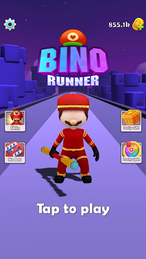Binogo - Super Bino Run 1.2.0 screenshots 1
