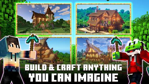 Build Block Craft - Mincraft 3D 1.0.3 screenshots 9
