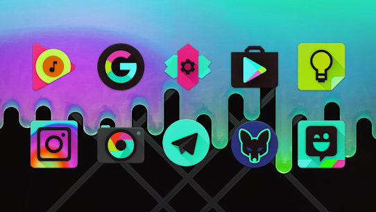Black Light Icon Pack For Pc (Free Download On Windows7/8/8.1/10 And Mac) 5