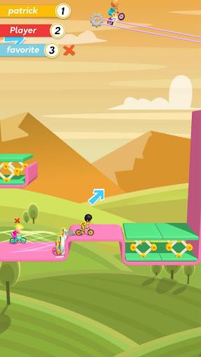 Télécharger BMX Bike Race mod apk screenshots 2