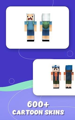 Cartoon Skins  screenshots 3