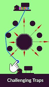 Zipline Valley Fizik Puzzle Oyunu Full Apk İndir 4