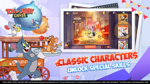 Tom and Jerry: Chase  screenshots 3