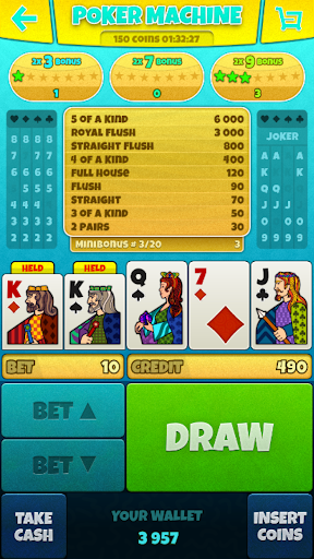 American Poker 90's Casino  screenshots 6