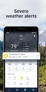 WeatherPro: Forecast, Radar & Widgets v5.6.3 [Premium] [Mod Extra] 4