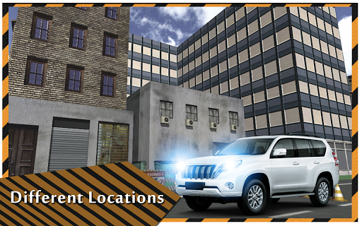 prado city driving simulator screenshot 2