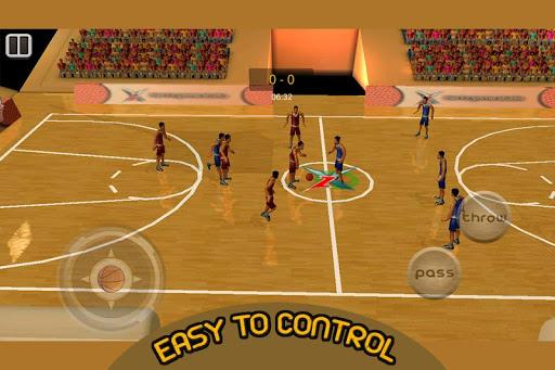 Real 3d Basketball : Full Game 1.8 screenshots 4