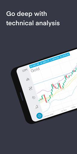Foto do Trading 212 - Stocks, ETFs, Forex, Gold