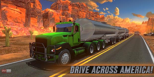 Truck Simulator USA - Evolution apk