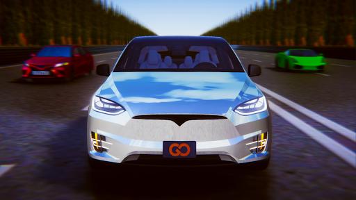 Electric Car Simulator: Tesla Driving 1.4 screenshots 9