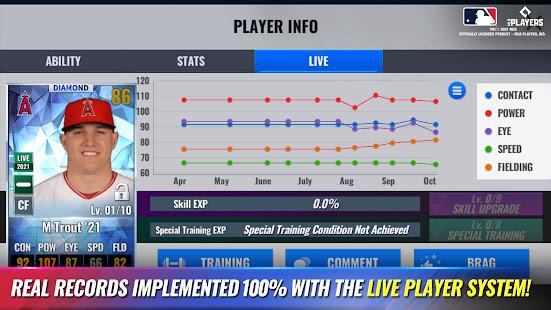 MLB 9 Innings 21 6.0.7 Screenshots 9