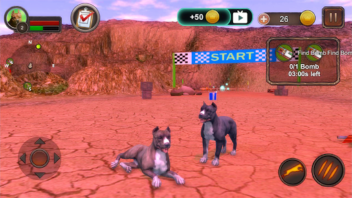Pitbull Dog Simulator 1.0.3 screenshots 8