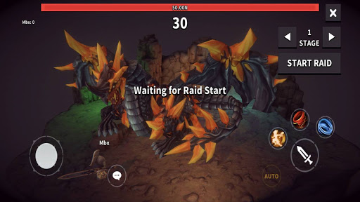 Dungeon Knight: 3D Idle RPG 1.3.1 screenshots 13