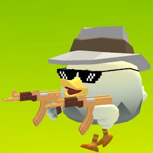 Chicken Gun 2.1.03 by ChaloApps logo