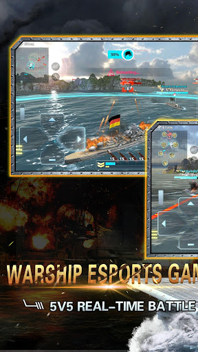 Warship Fury android2mod screenshots 3