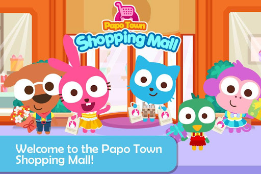 Papo Town: Mall 1.1.3 screenshots 5