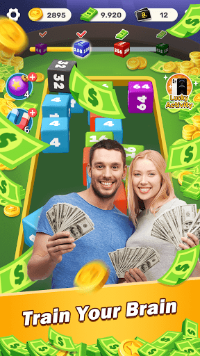 Lucky Cube - Merge and Win Free Reward 1.4.0 screenshots 12