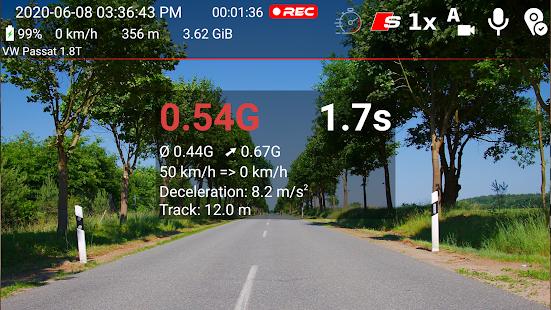 Dash Cam Travel – Car Camera app, Blackbox
