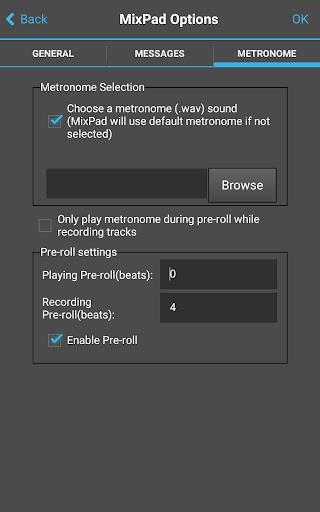 MixPad Multitrack Mixer Free 6.22 Screenshots 4