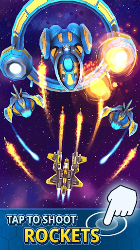 Idle Space Clicker android2mod screenshots 1
