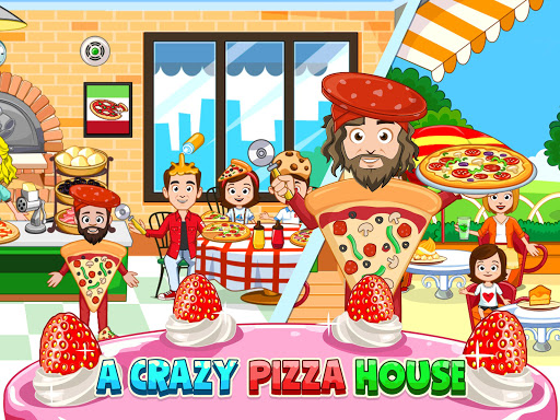 My Town : Bakery - Cooking & Baking Game for Kids 1.11 Screenshots 11