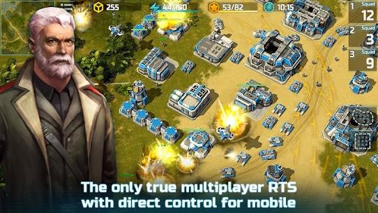 Art of War 3: PvP RTS modern warfare strategy game 1.0.87 Latest MOD APK 3