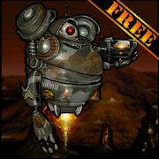 Robot Squad Free Wallpaper