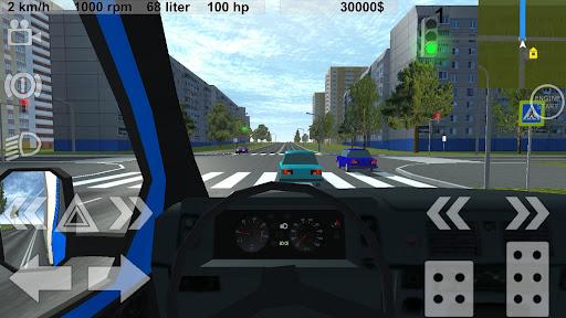 Russian Light Truck Simulator 1.6 screenshots 3