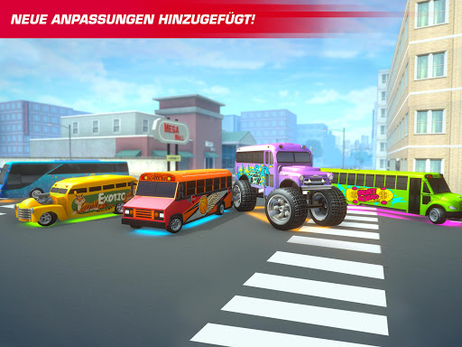 Super High School Bus Simulator und Auto Spiele 3D 2.7 screenshots 22