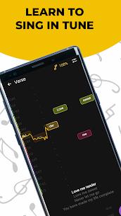 Singing app Vocaberry. Vocal training. Karaoke (MOD APK, Paid Lessons Unlocked/ AD-Free) v2.22.1GMS 1