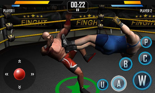 Real Wrestling 3D 1.10 screenshots 3