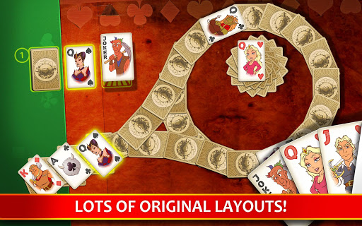 Solitaire Perfect Match 2020.7.2048 screenshots 12
