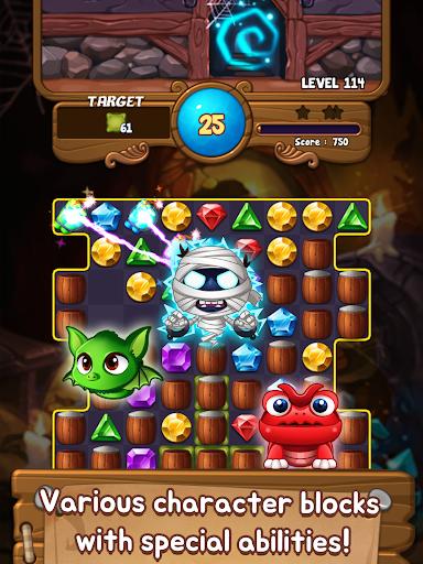 Jewels Time : Endless match 2.10.1 screenshots 21