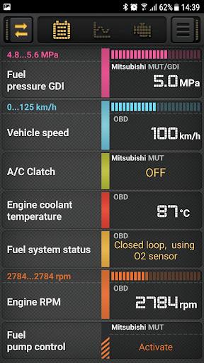CarBit ELM327 OBD2 3.4.3 Screenshots 1