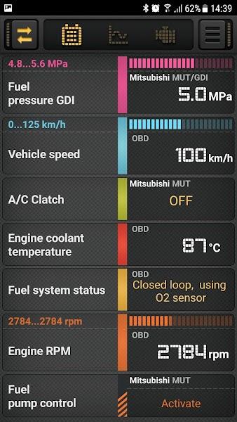 CarBit ELM327 OBD2
