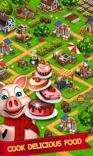 My Farm Town Village Life best Farm Offline Game 1.1.2 Screenshots 5