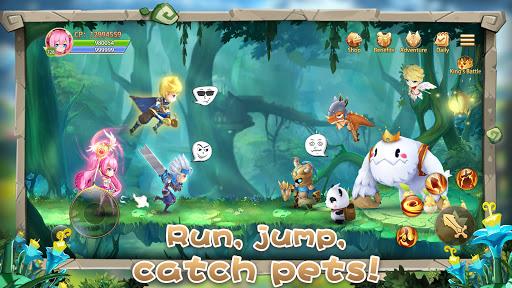 Rainbow Story: Fantasy MMORPG  screenshots 3