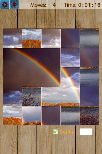 Rainbow Jigsaw Puzzle 1.9.17 screenshots 4