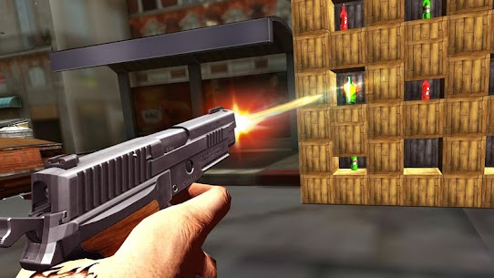 Bottle Shooting Games 2.2 MOD + APK + DATA Download 3