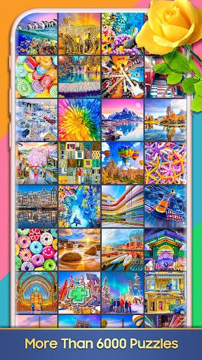 Jigsaw Puzzles World - puzzle games Apkfinish screenshots 7