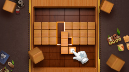 Wood Block Puzzle - 3D 3.0 screenshots 10